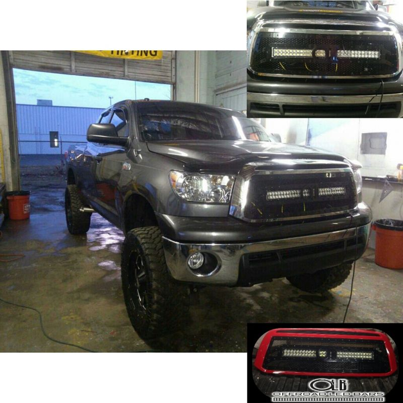 OLB 2010-13 Toyota Tundra Grill with 30