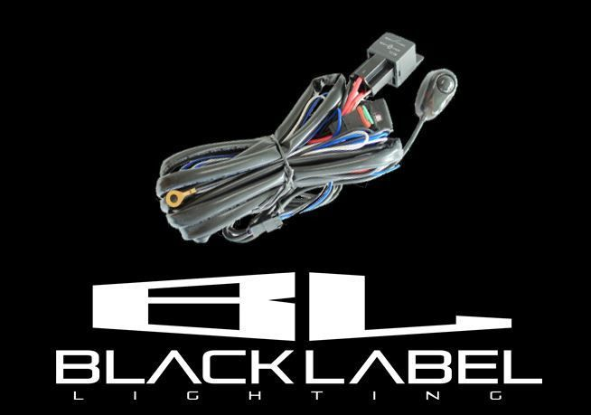Delightful 40 Inch Black Label Lighting LED Light Bar Add Wire Harness? Yes Add  Standard Harness Design Ideas