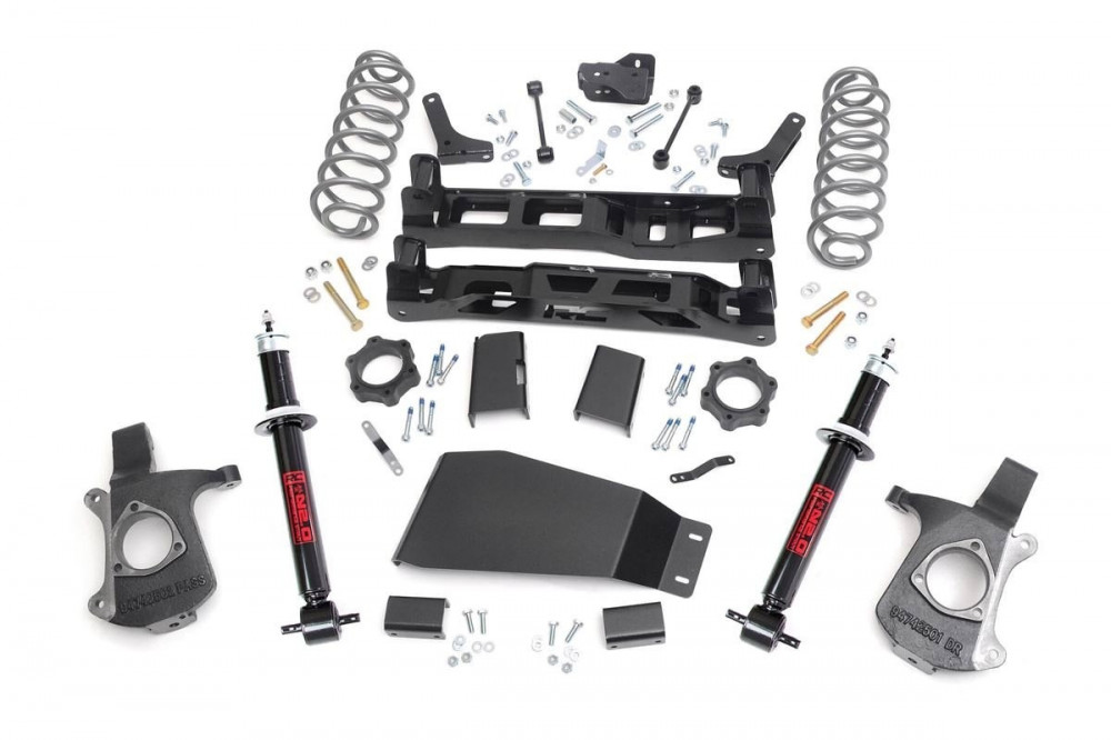 Strut Series Selection Lifted N2.0 Struts (281.23)