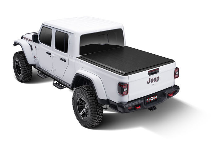 Truxedo Lo Pro Tonneau Cover (20-21 Jeep Gladiator | w/ or w/o Trail Rail System)