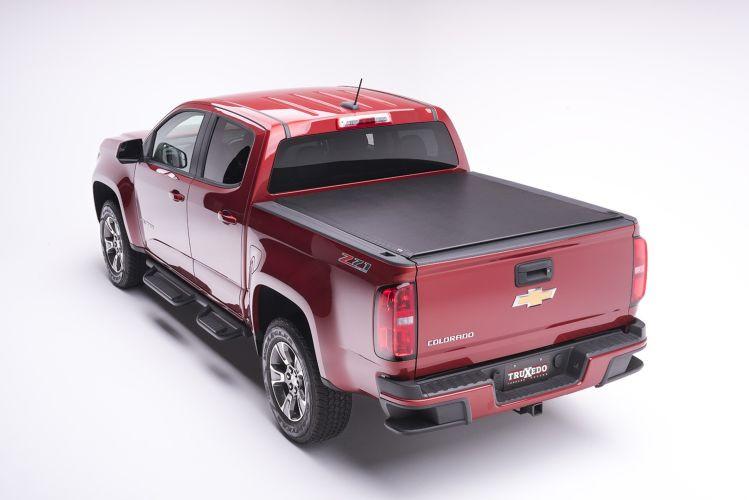 Truxedo Lo Pro Tonneau Cover (15-21 Chevy Colorado/GMC Canyon   5' Bed w/ Sport Bar)