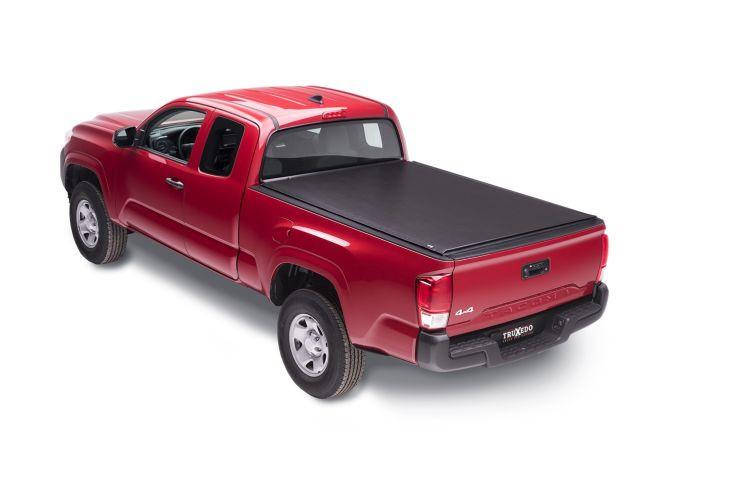 Truxedo Lo Pro Tonneau Cover (16-21 Toyota Tacoma | 5' Bed)
