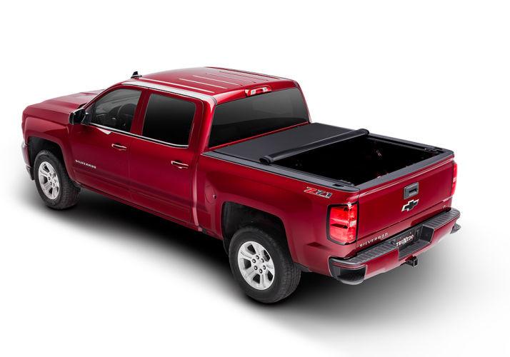 Truxedo Pro X15 Tonneau Cover (14-18 Chevy/GMC 1500/15-19 2500HD/3500HD   6'6