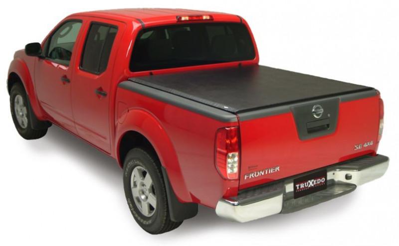Truxedo Pro X15 Tonneau Cover (05-20 Nissan Frontier/09-12 Nissan Equator   4'11