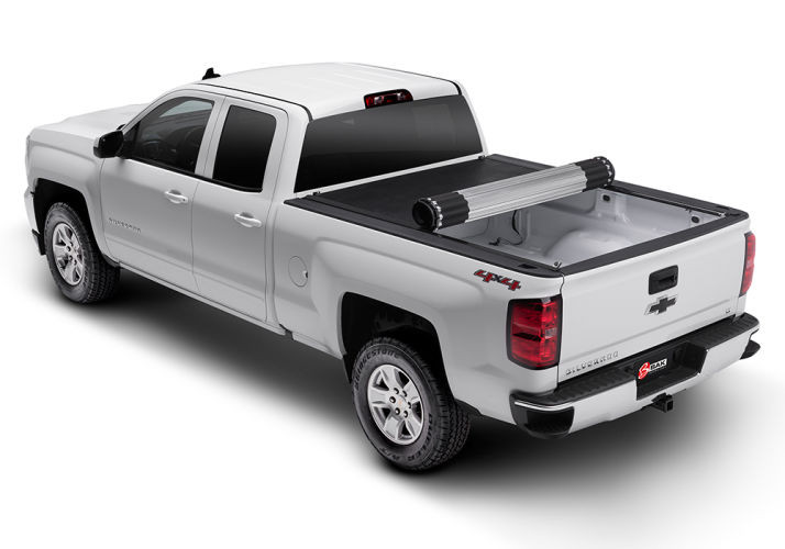 BAK Industries Revolver X2 - 2019-2021 Chevy/GMC (w/ out CarbonPro Bed) Hard Rolling Tonneau Cover (5' 9
