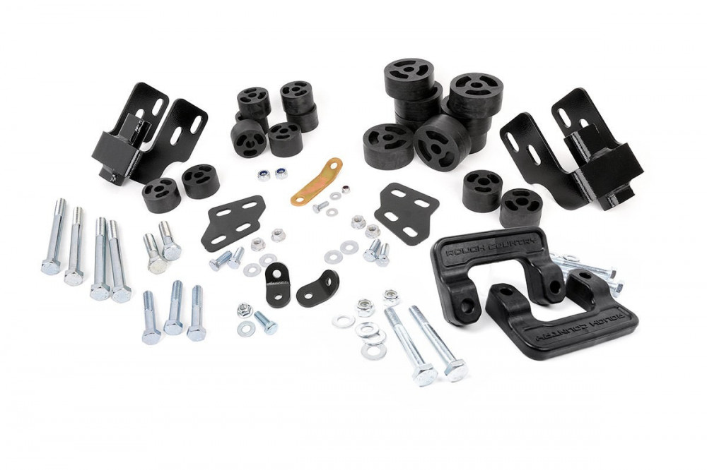 Rough Country 3.25IN GM COMBO LIFT KIT - Steel