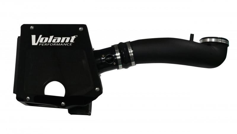 Volant Closed Box Air Intake w/Pro 5 Filter (11-13 Chevrolet/GMC 2500HD/3500HD   6.0L V8)