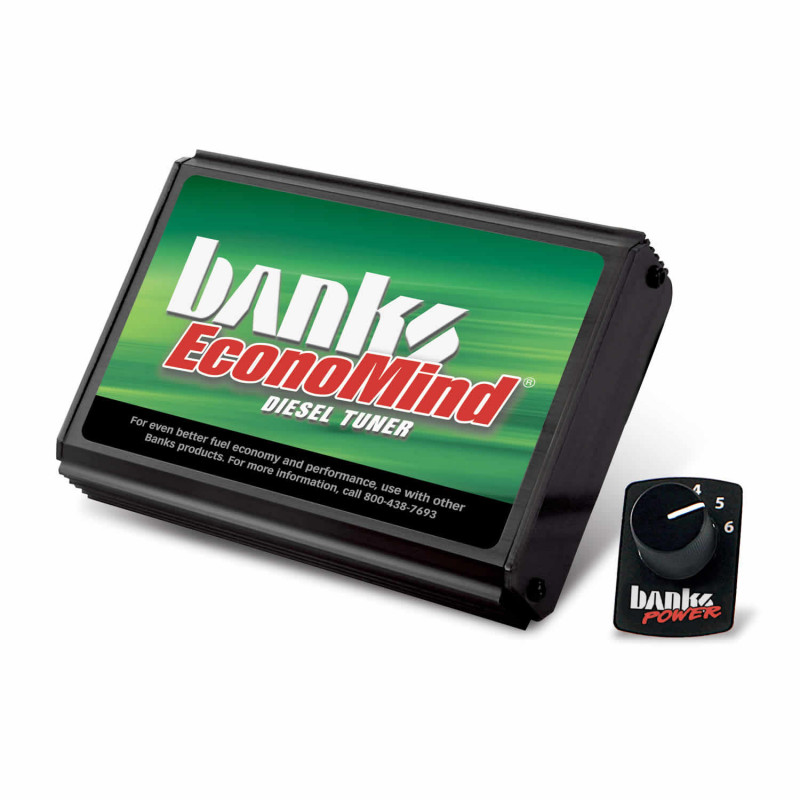 Banks Power EconoMind Diesel Tuner PowerPack Calibration With Switch (06-07 Dodge Ram 2500/3500 | 5.9L Cummins)