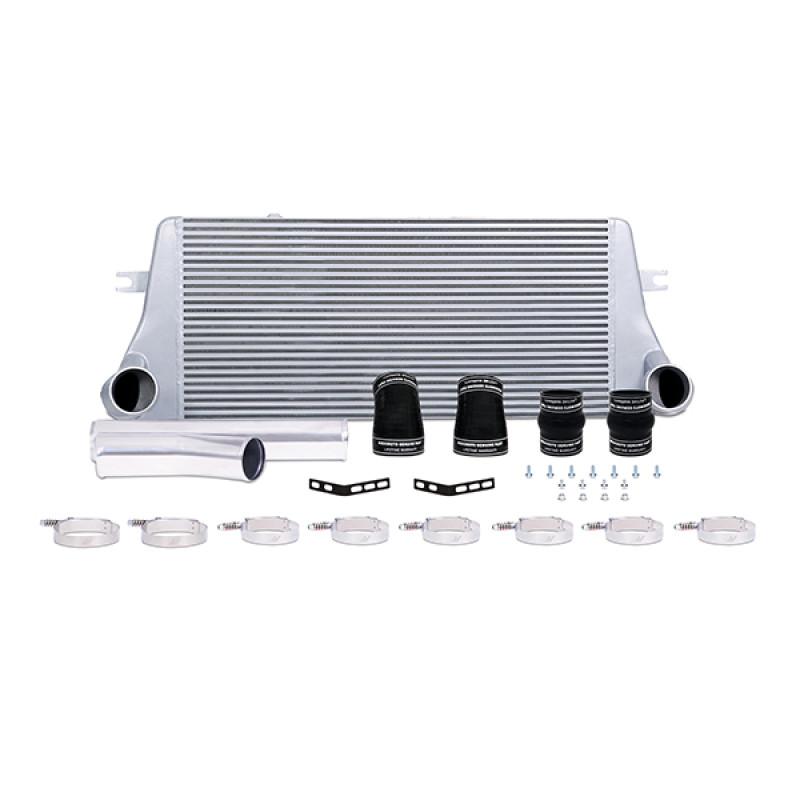 Mishimoto Cummins Intercooler Kit w/ Pipes (Silver) (94-02 Dodge Ram 2500/3500   5.9L L6)