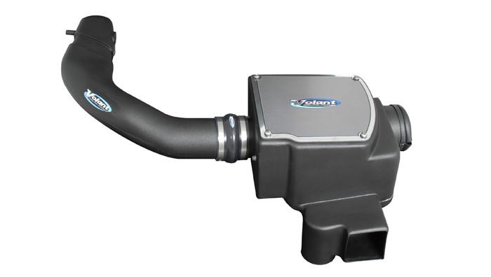 Volant Closed Box Air Intake w/Powercore Filter (04-08 Ford F-150   06-08 Mark LT   5.4L V8)