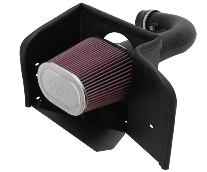 K&N Performance Intake Kit|02-07 Dodge Ram|4.7L