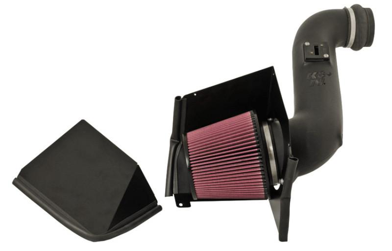 K&N Performance Intake Kit|07-10 Chevrolet 2500/3500HD|6.6L