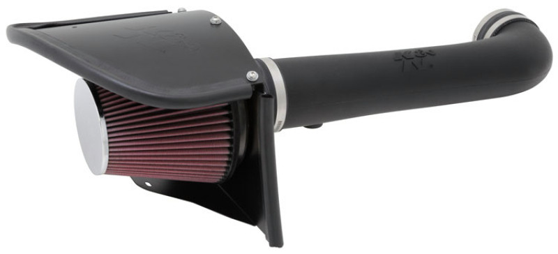 K&N Aircharger Performance Intake Kit|12-13 Jeep Wrangler|3.6L