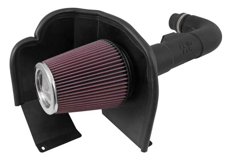 K&N 63 Series Aircharger Performance Intake Kit|14 Chevrolet Silverado/GMC Sierra|4.3L