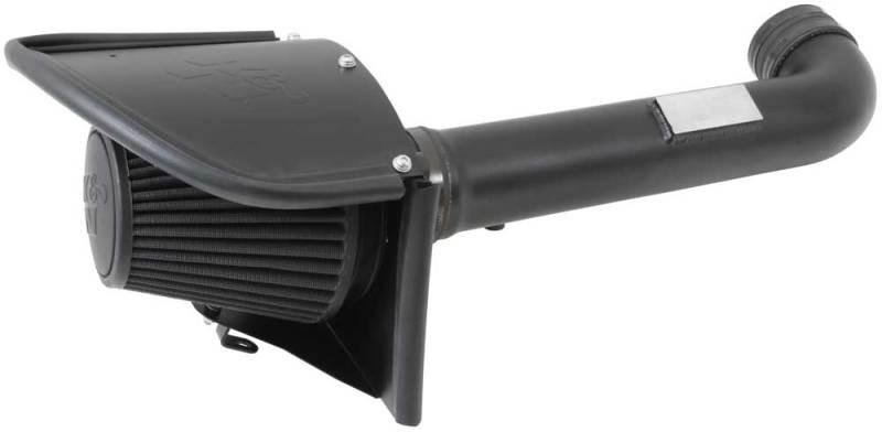 K&N 71 Series Performance Intake Kit|12-18 Jeep Wrangler|3.6L