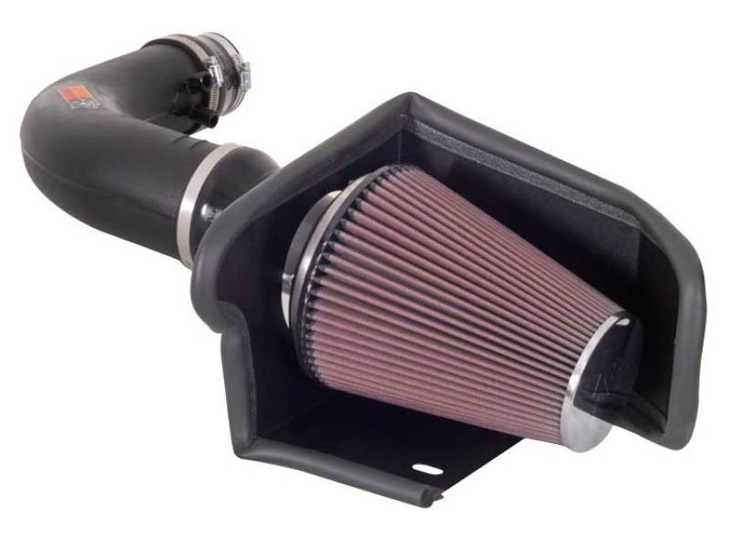 K&N Performance Intake Kit|97-04 Ford F150|4.6L 5.4L