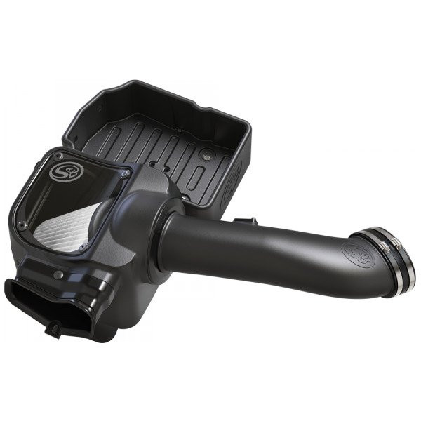 S&B Cold Air Intake W/ Dry Extendabe White Filter (17-19 Ford F250/F350 | 6.7L Powerstroke)