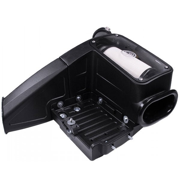 S&B Cold Air Intake W/ Dry Extendabe White Filter (98-03 Ford F250/F350   7.3L Powerstroke)