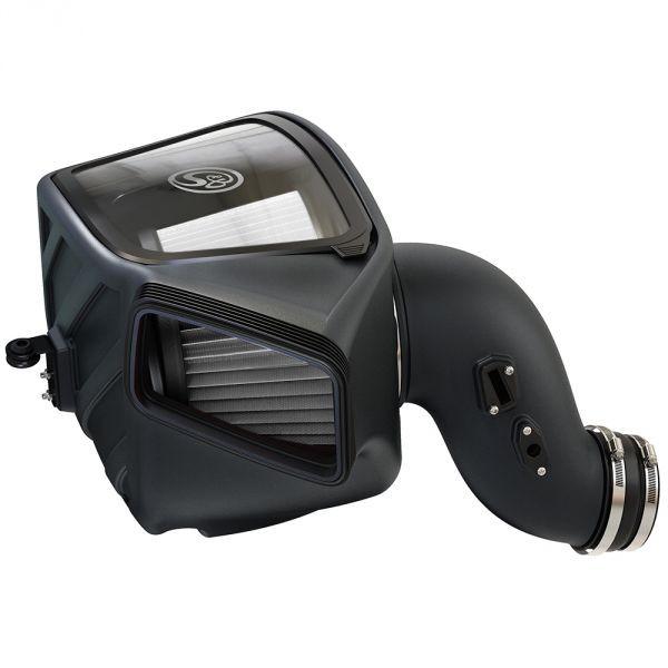 S&B Cold Air Intake W/ Dry Extendable Filter (19-21 Dodge Ram 2500/3500 | 6.7L Cummins)