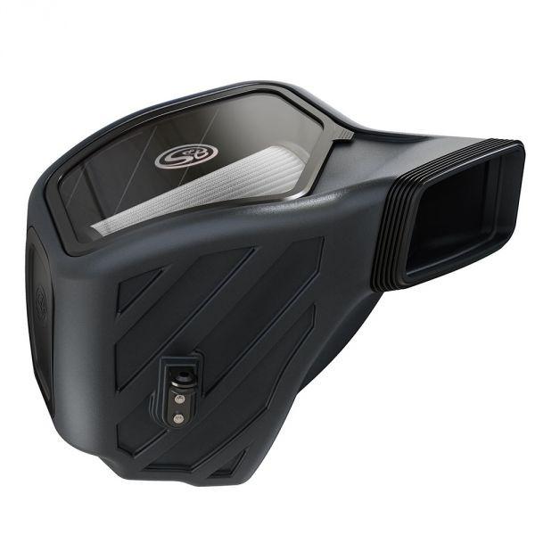 S&B Cold Air Intake W/ Dry Extendable Filter (19-21 Dodge Ram 2500/3500 | 6.4L Hemi)
