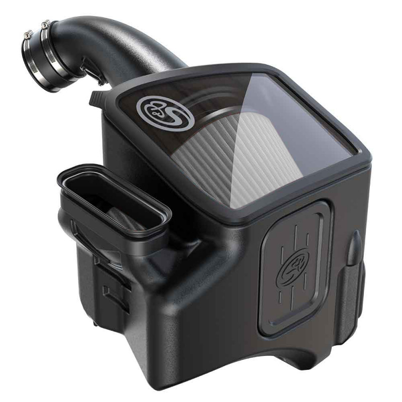 S&B Cold Air Intake W/ Dry Extendable Filter (20-21 Chevy/GMC | 6.6L Duramax)