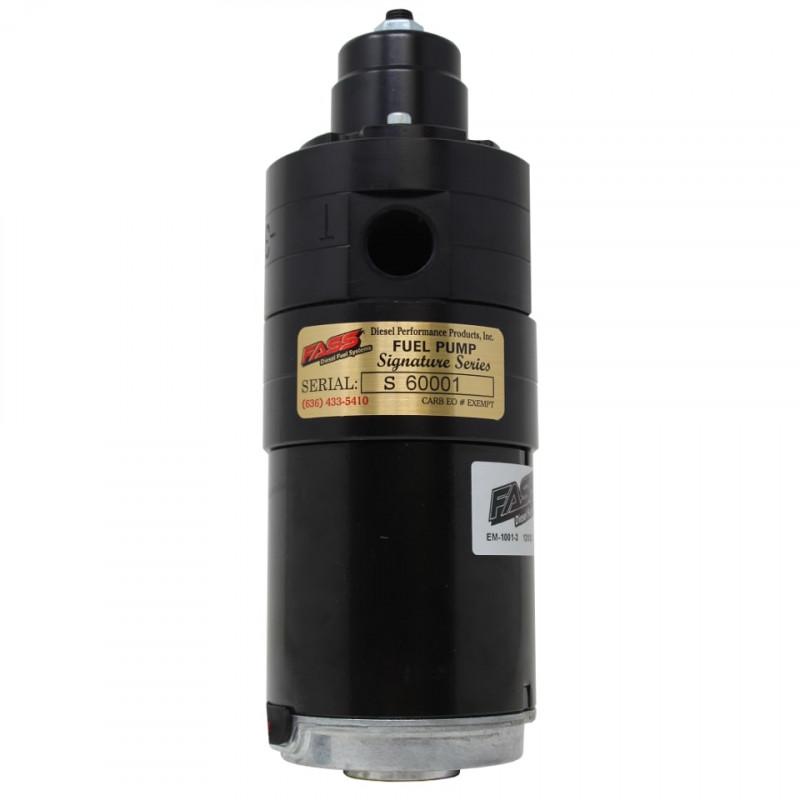 FASS Fuel Pumps FASS Adjustable Fuel Lift Pump 100GPH | 01-16 Chevy/GMC 2500/3500 | Duramax 6.6L