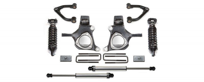 fabtech 65 ultimate system 2007 13 gm c1500 2wd