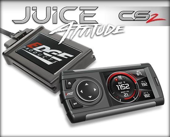 Edge Juice w/ Attitude CS2 (04-05 Chevrolet/GMC 2500/3500   6.6L)