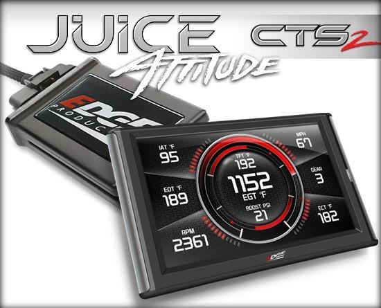 Edge Juice w/ Attitude CTS2 (01-04 Chevrolet/GMC 2500/3500   6.6L)