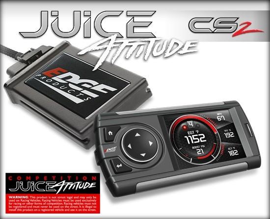 Edge Competition Juice w/ Attitude CS2 (01-02 Dodge Ram 2500/3500 | 5.9L)