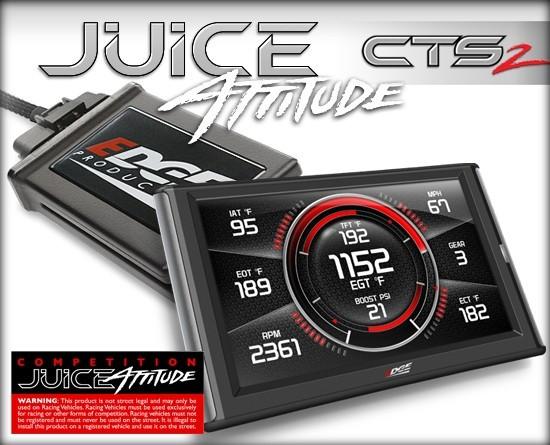Edge Competition Juice w/ Attitude CTS2 (01-02 Dodge Ram 2500/3500 | 5.9L)