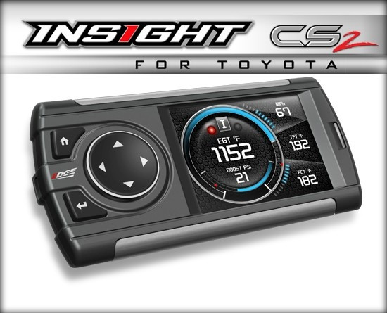 Edge Insight CS2 (96-19 Toyota)