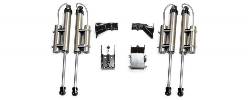 fabtech 6 8 rear dual shock system w dirt logic ss 225