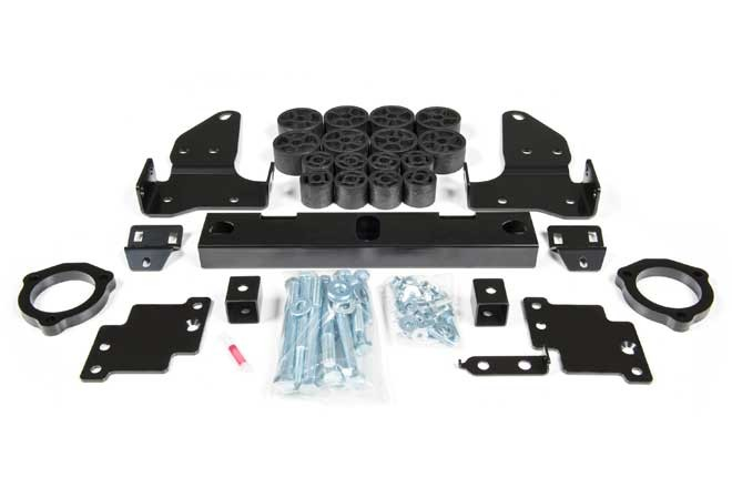 "Zone 2.75"" Combo Lift Kit"