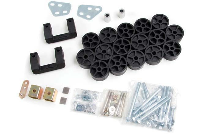 """Zone 3-1/2"""" Combo Lift Kit Chevy/GMC 1500 2WD/4WD 2007-2013"""