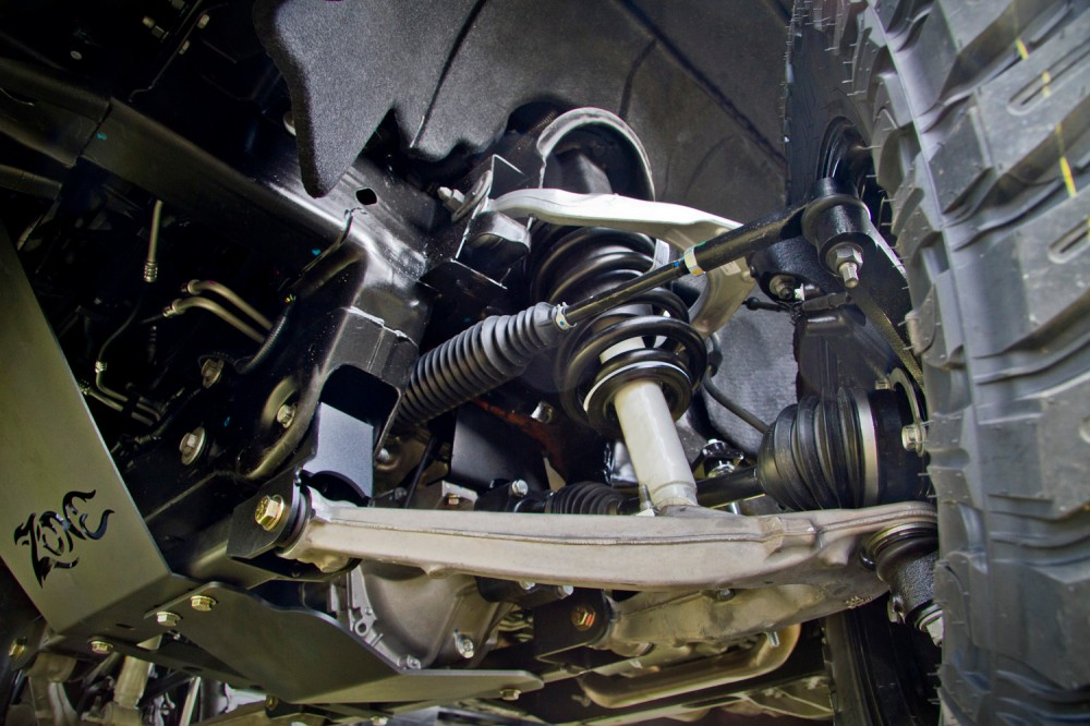 Zone 65 Suspension System 2014 2017 Gmc Chevy 1500 4wd