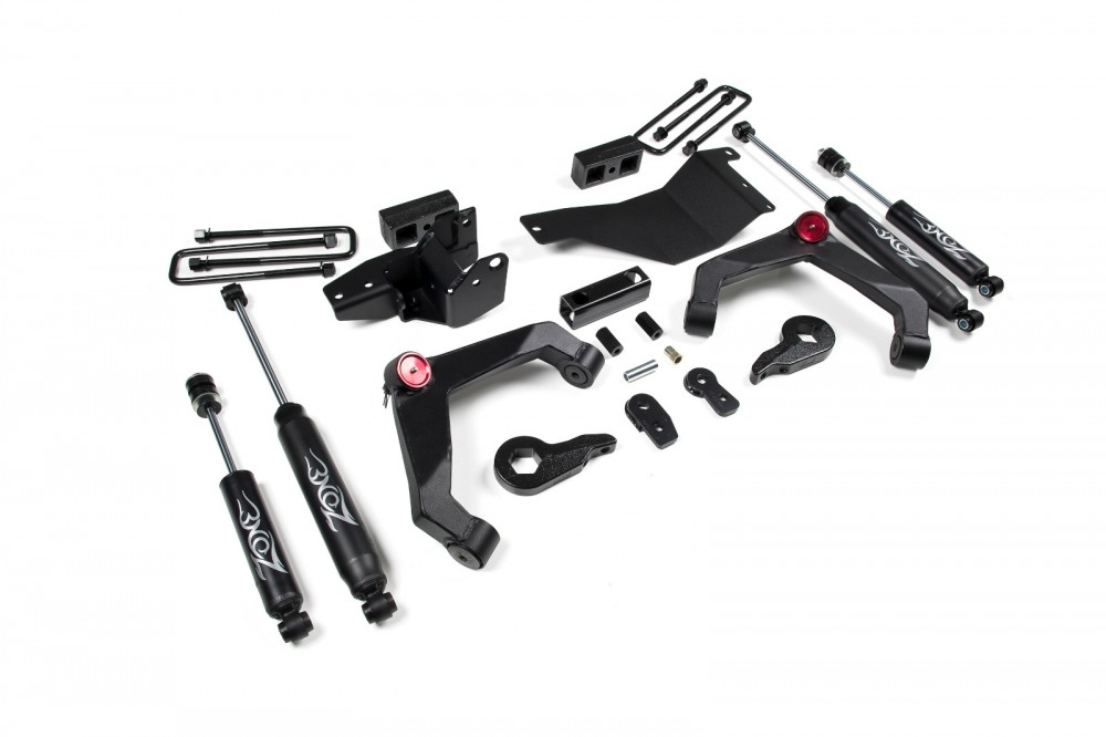 "Zone 3"" Adventure Series (Uca) Lift System Chevy/GMC HD 4WD"