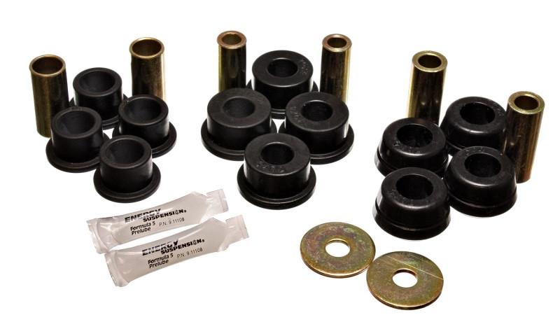 Energy Suspension Rear Control Arm Bushing Replacement Kit (Black) | 92-95 Toyota MR2