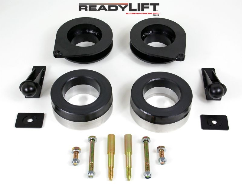 "ReadyLift 2.25"" Front with 1.5"" Rear SST Lift Kit - Dodge/Ram 1500 2009-2011"