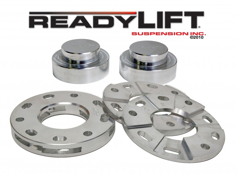 "ReadyLift 1""-1.5""F Adjustable with 1"" Rear SST Lift Kit - Chevrolet/GMC Avalanche,Tahoe,Suburban,Yukon XL,Escalade 2007-2018"