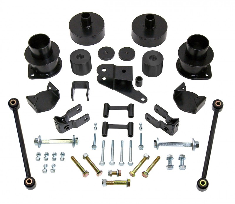 "ReadyLift 3"" SST Lift Kit without Shocks - Jeep JK Wrangler 2007-2018"
