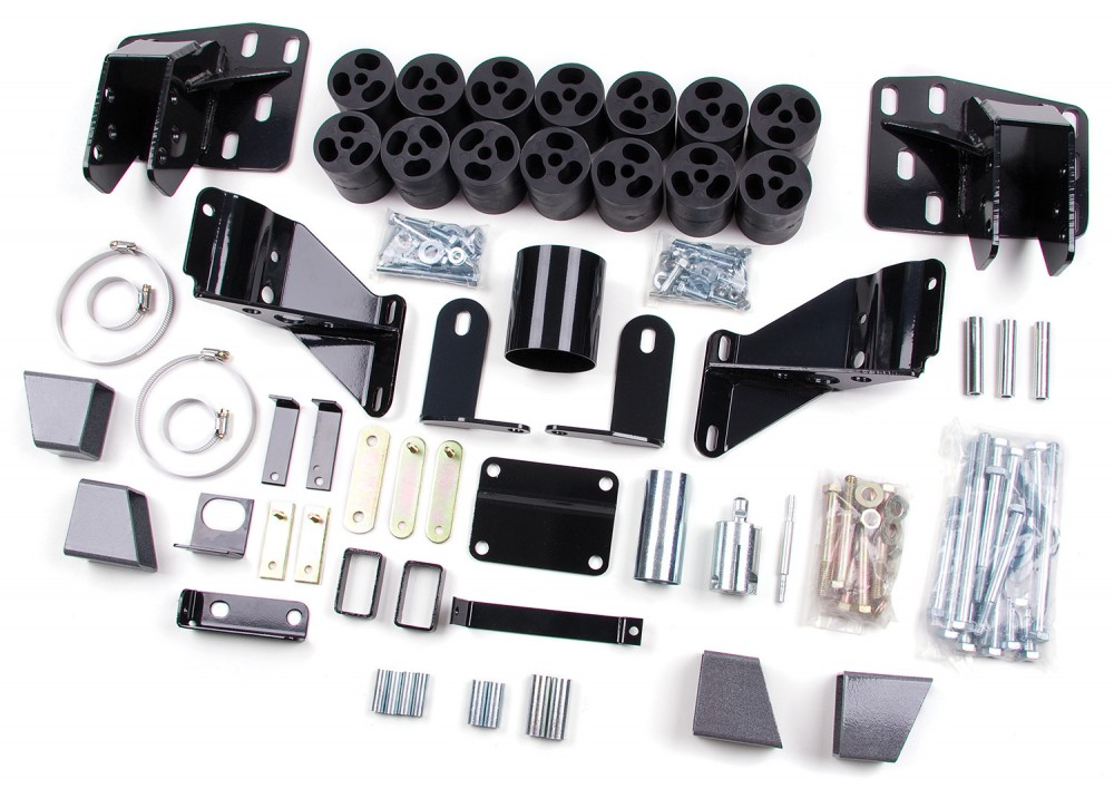 how to make a homemade body lift kit