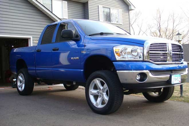 Body Lift Kit Dodge Ram on 2002 Dodge Dakota Lift Kits 4wd