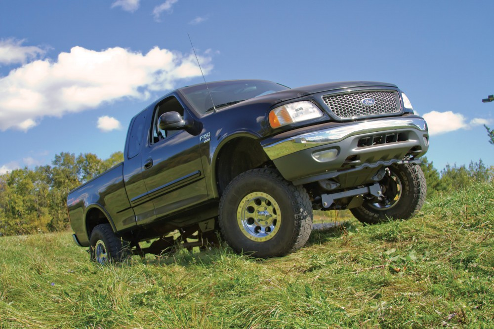 97 ford f150 4x4