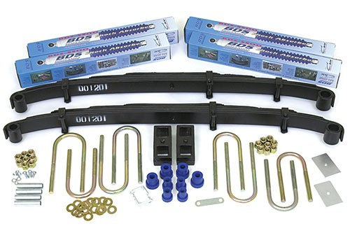 "BDS Suspension 2-1/2"" Suspension Lift Kit - Chevy/GMC"