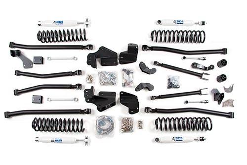 "BDS NX2 Series Shocks for 07-18 Jeep Wrangler JK w// 4.5/"" of Lif *Set 4 Shocks*"