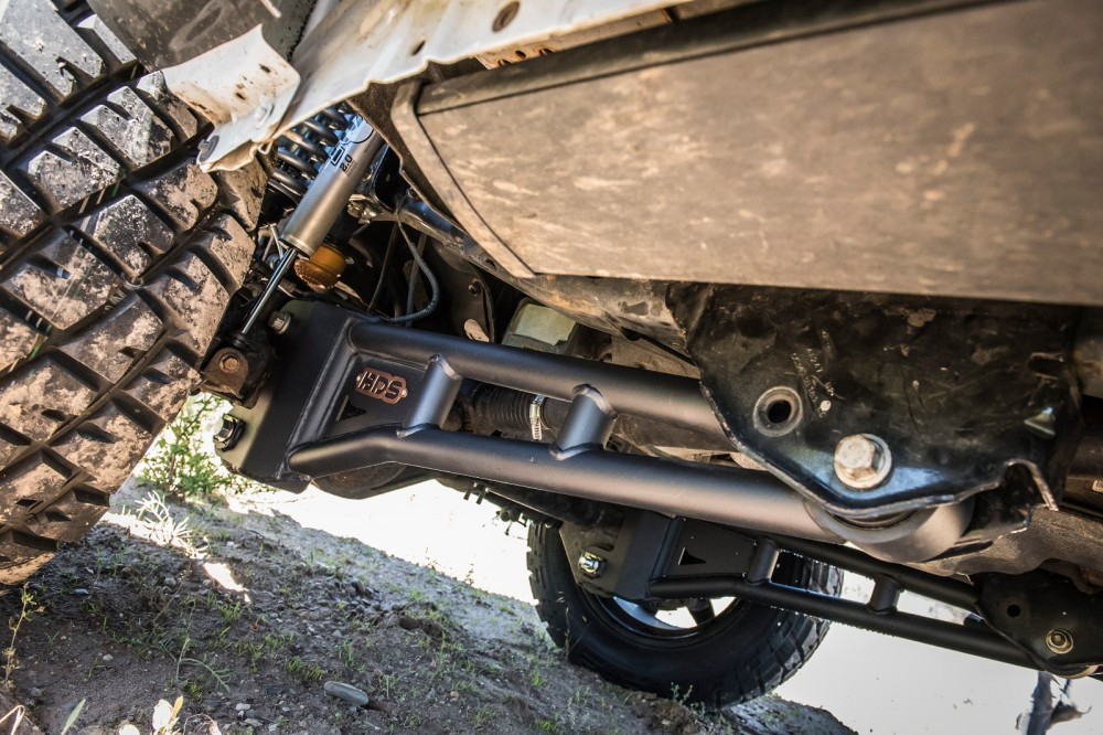 Bds Suspension 1509f 2 5 Coil Over Conversion Radius Arm Suspension System Ford F 250 4wd Diesel Only Custom Offsets