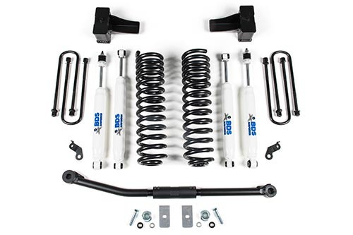 "BDS Suspension 2.5"" Coil Spring Lift System Ford F-250/F-350 4WD (Diesel)"