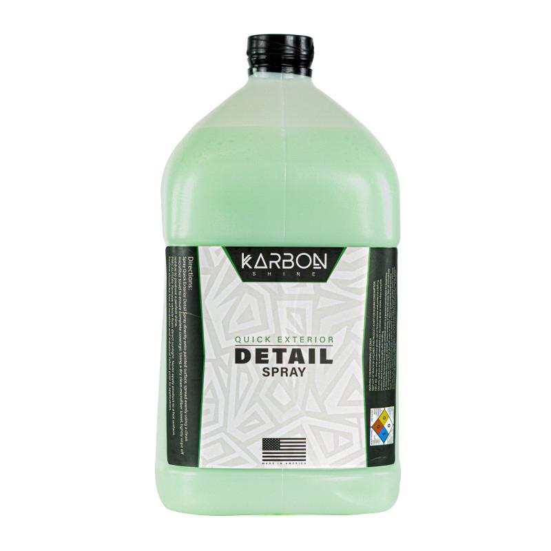 KARBON Quick Exterior Detail Spray - Gallon