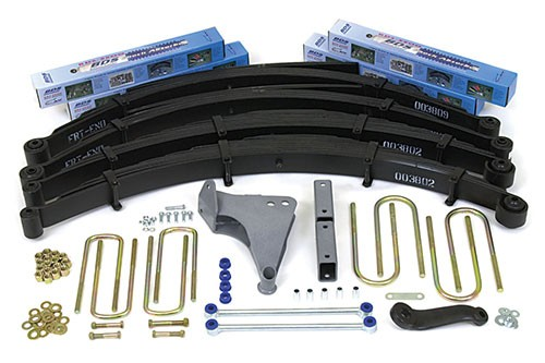 "BDS Suspension 10"" Suspension Lift Kit - Ford Excursion"